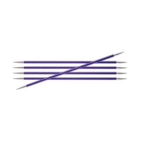 KnitPri Zing - ponožkové ihlice kovové 3,75 mm