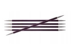 KnitPro Zing - ponožkové ihlice 6.00 mm