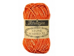 Stone Washed XL - Coral