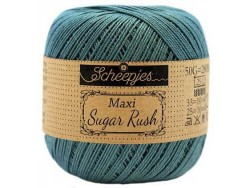 Maxi Sugar Rush - Deep Ocean Green