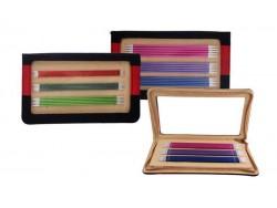 KnitPro Zing sada ponožkových ihlíc - 6 párov