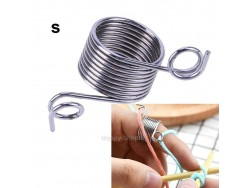 Prsteň na štrikovanie / háčkovanie veľkosť S