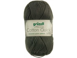 Cotton Quick Uni - myšia šedá