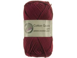 Cotton Quick Uni - Karamel