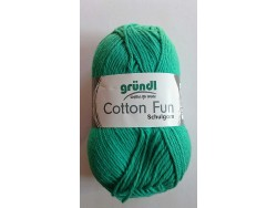 Cotton Fun - zelená
