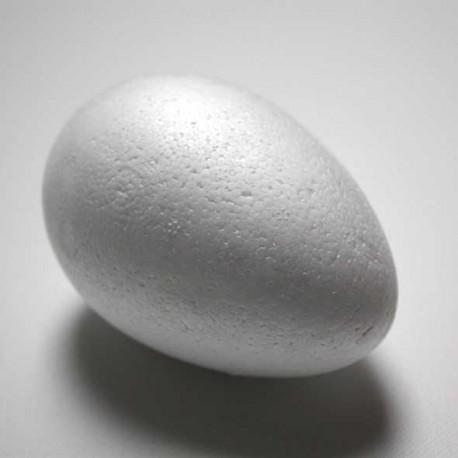 Polystyrénové vajíčko - 8 cm