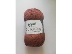 Cotton Fun - hnedá