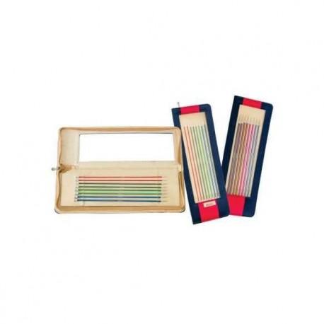 KnitPro Zing - Set dlhých ihlíc - 25 cm