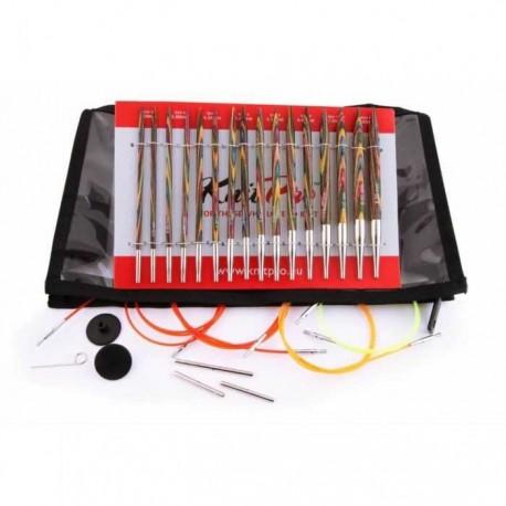 KnitPro Symfonie sada vymeniteľných ihlíc