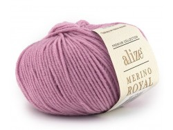 Merino Royal -lila