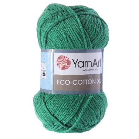 Eco cotton XL - zelená