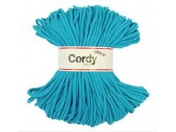 Cordy 5 mm- tyrkysová