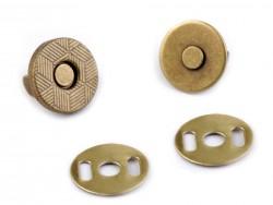 Magnetické zapínanie - 10 mm