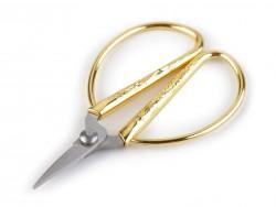 Nožnice so zlatými uškami