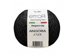Angora Lux - čierna