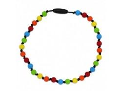 Silikónový náhrdelník pre dievčatá