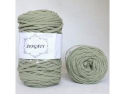 Špagáty - olivový -3,5 mm