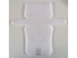 Výstuž / základ navyšívanú kabelku - 24 x 15 cm