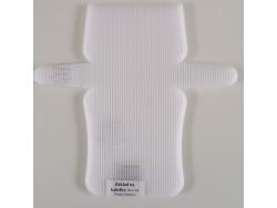 Výstuž / základ navyšívanú kabelku - 18 x 11 cm