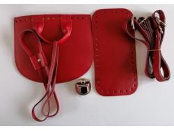 Súprava na batoh - červená
