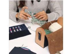 Sada vymeniteľných ihlíc Knit Pro - Smart Stix (limitovana edicia)