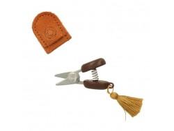 Cohana Seki mini nožnice - žlté