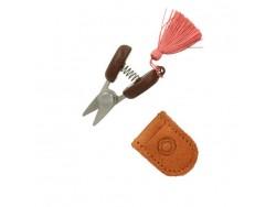 Cohana Seki mini nožnice - ružové