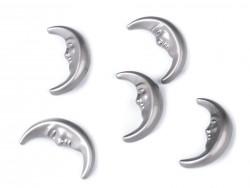 Dizajnová ozdoba v tvare mesiaca