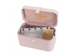 Kufrík na pomôcky Namaste - ružový