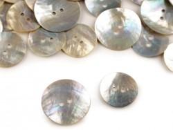 Perleťové gombíky - 25 mm
