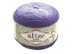 Bella Ombre Batik - fialová