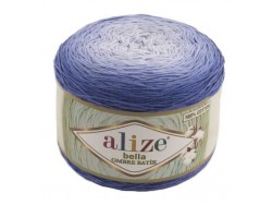 Bella Ombre Batik - modrá