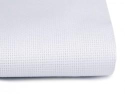 Vyšívacia tkanina Panamka šírka 140 cm 80 očiek