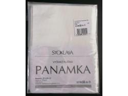 Vyšívacia tkanina Panamka 20x30 cm 40 očiek - biela