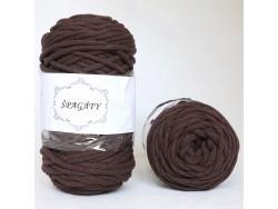 Špagát - tmavá čokoláda - 5 mm