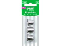 Grundl - Sada kovových náprstkov