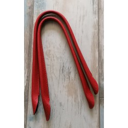 Rúčky 57 cm - červené