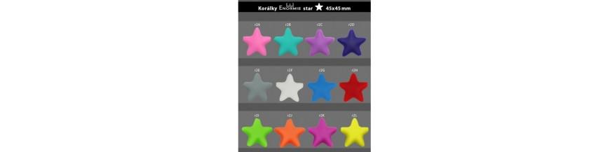 Silikónové hviezdy