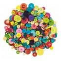 Plastové gombíky