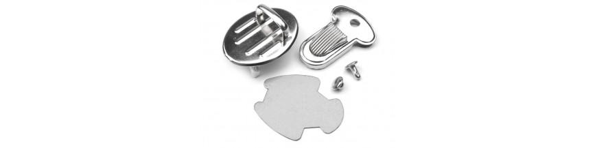Zapínania / kovové komponenty