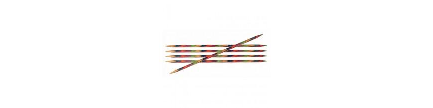 KnitPro Symfonie - ponožkové ihlice - 10 cm