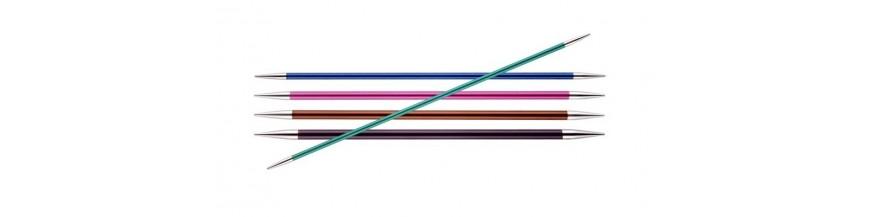 KnitPro Zing - ponožkové ihlice