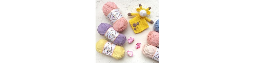 Cotton Gold Hobby  Alize